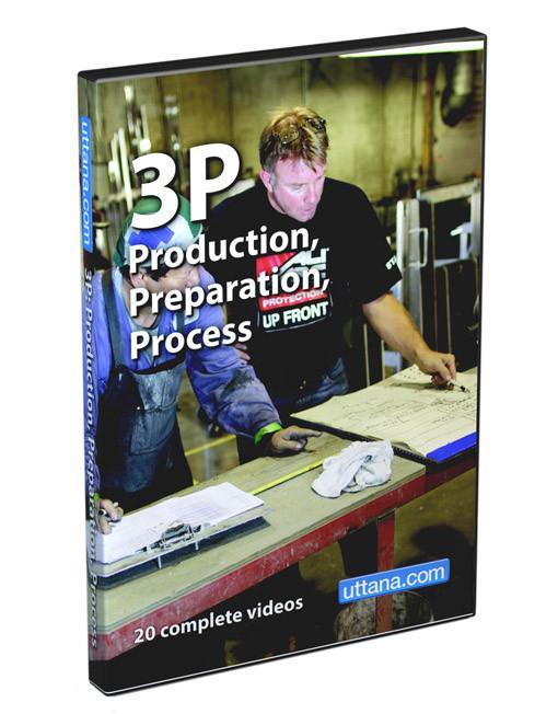 3P - Production, Preparation, Process Video Course - Enna.com