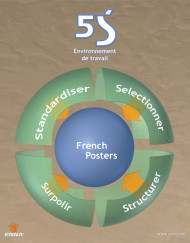 5S Summary French Poster