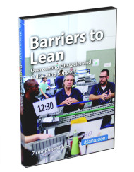 Barriers to Lean Video Series - DVD Cover