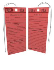 Etiquetas Rojas 5S (Spanish Red Tags)