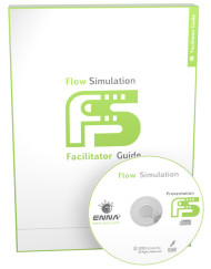 Flow Simulation - JIT, Lean, Kaizen - Guide and CD