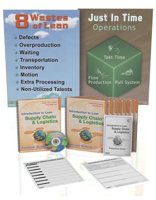 Intro To Lean Supply Chain Logistics
