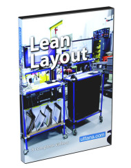 Lean Layout Training Videos DVD Cover
