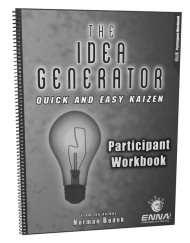 Quick & Easy Kaizen Participant Workbook