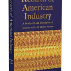 Rebirth of American Industry: A Study of Lean Management