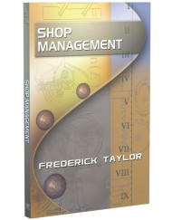 Shop Management - Frederick Taylor