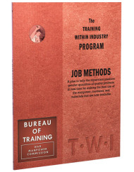 TWI Training Within Industry - Job Methods - Enna.com