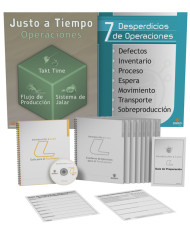 Lean Spanish Solution Pack
