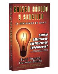 Quick Easy Kaizen Spanish Book