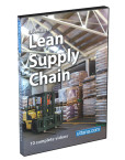 Lean Supply Chain Training Videos - Essentials DVD Cover
