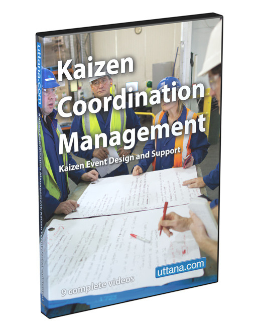 Kaizen Coordination Management Design