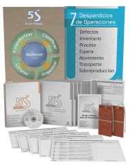 Oficina 5S Spanish Solution Package