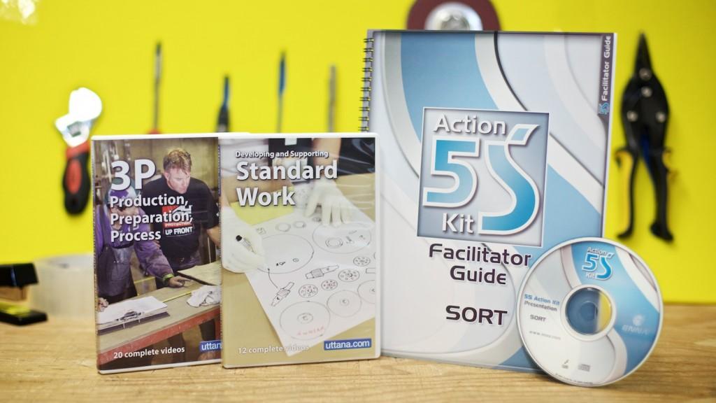 Multimedia-Lean-Training_Books-DVDs
